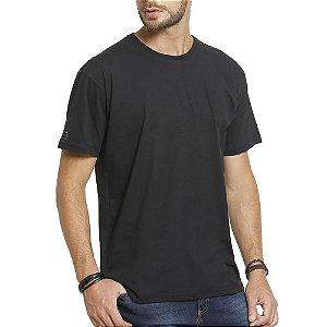 Camiseta Vlcs Basic Preta Masculino