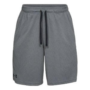 Shorts Under Armour Tech Mesh Cinza Escuro Masculino