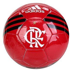 Bola Campo Adidas Flamengo Vermelho