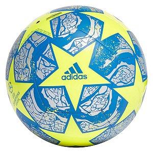 Bola Campo Adidas Finale 1st Club Azul/Amarelo