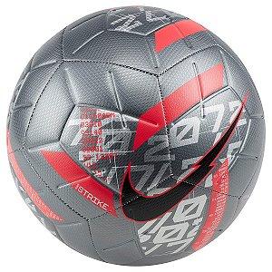 Bola Campo Nike Strike Cinza/Rosa