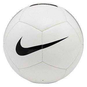 Bola Campo Nike Pitch Team Branco/Preto