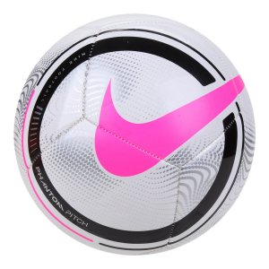 Bola Campo Nike Phantom Branco/Rosa