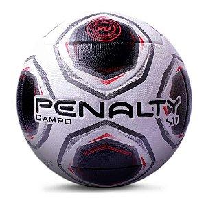 Bola Campo Penalty  S11 R2 XXI Branco/Preto