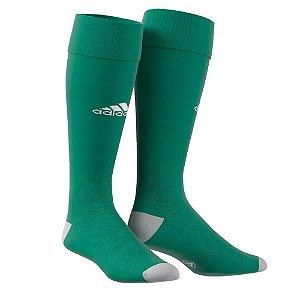 Meião Adidas Milano 16 Verde Masculino