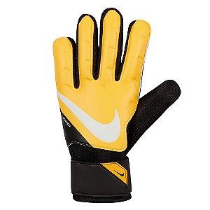 Luva De Goleiro Nike Gk Match Amarelo/Preto
