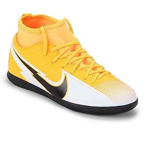 Tênis Salão Nike Superfly 7 Club Amarela Infantil