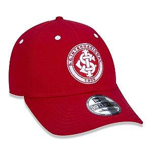 Boné New Era 3930 Futebol Internacional Vermelho