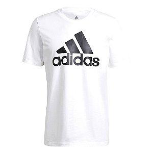 Camiseta Adidas Logo Branco Masculino