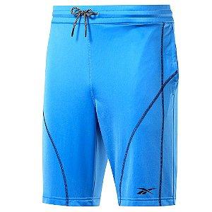 Shorts Reebok Meet You There Horizon Azul Masculino