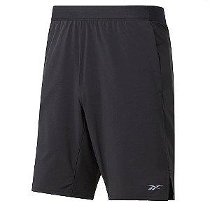 Shorts Reebok Ts Speed 23cm Preto Masculino