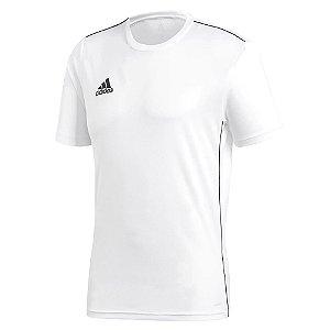 Camiseta Adidas Core 18 Branco Masculino
