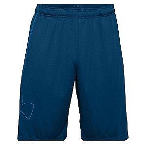 Shorts Under Armour Novelty Tech Azul Masculino