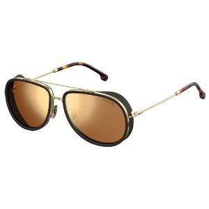 Óculos Carrera 166/S Preto/Dourado