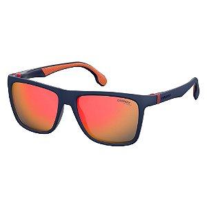 Óculos Carrera 5047/S Azul/Laranja
