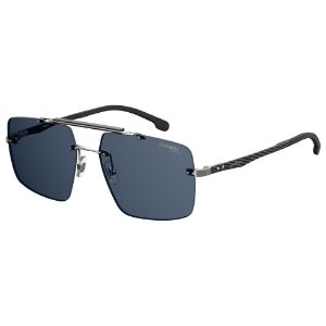 Óculos Carrera 8034/S Prata/Preto