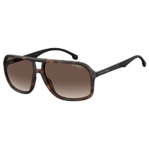 Óculos Carrera 8035/S Preto/Marrom