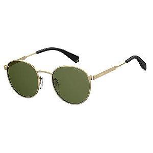 Óculos de Sol Polaroid 2053/S Dourado