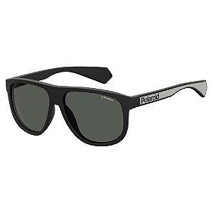 Óculos de Sol Polaroid 2080/S Preto/Cinza