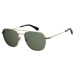 Óculos de Sol Polaroid 2084/G/S Dourado