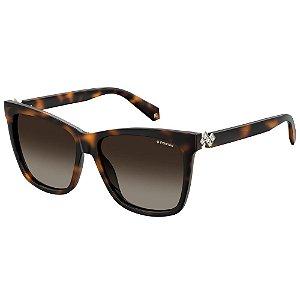 Óculos de Sol Polaroid 4078/S/X Marrom