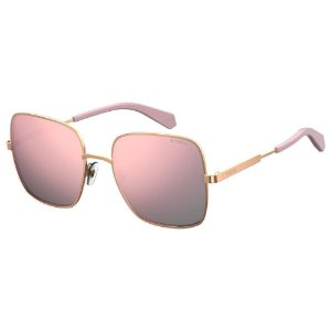 Óculos de Sol Polaroid 6060/S Dourado/Rosa