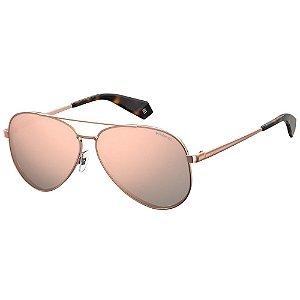 Óculos de Sol Polaroid 6069/S/X Dourado