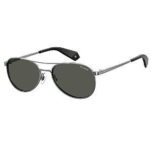 Óculos de Sol Polaroid 6070/S/X Prata