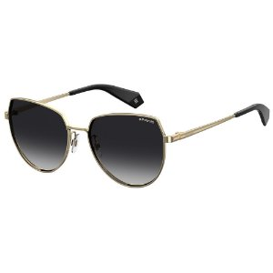 Óculos de Sol Polaroid 6073F/S/X Dourado