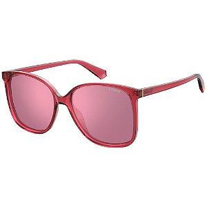 Óculos de Sol Polaroid 6096/S Rosa