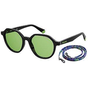 Óculos de Sol Polaroid 6111/S Preto