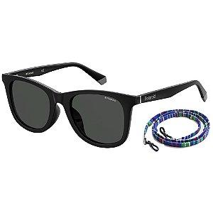 Óculos de Sol Polaroid 6112/F/S Preto