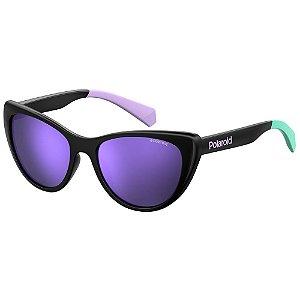 Óculos de Sol Polaroid 8032/S Preto Infantil