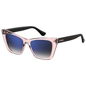 Óculos Havaianas Canoa Rosa/Preto