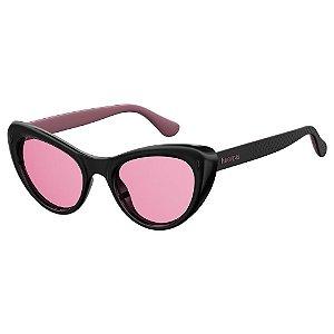 Óculos Havaianas Conchas Preto/Roxo