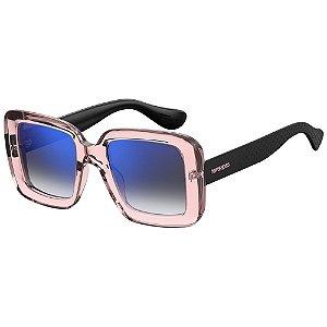 Óculos Havaianas Geribá  Rosa/Preto