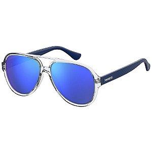 Óculos Havaianas Leblon Transparente/Azul