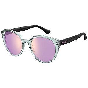 Óculos Havaianas Milagres Transparente/Preto