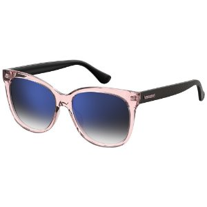 Óculos Havaianas Sahy Rosa/Preto