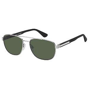 Óculos Tommy Hilfiger 1544/S Cinza/Preto