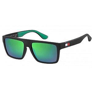 Óculos Tommy Hilfiger 1605/S Preto/VerdeVerde