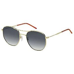 Óculos Tommy Hilfiger 1619/G/S Dourado