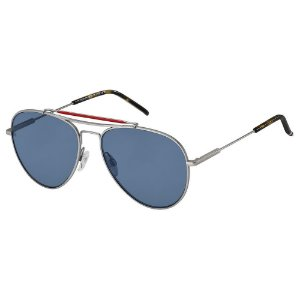 Óculos Tommy Hilfiger 1709/S Prata/Marrom