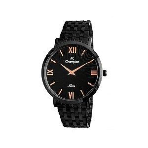 Relógio Champion Feminino Preto CA21795J