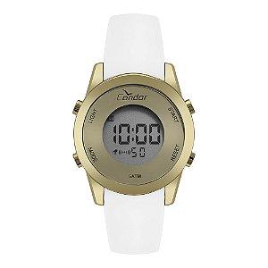 Relógio Condor Feminino  Prata Digital COBJ3279AG5D