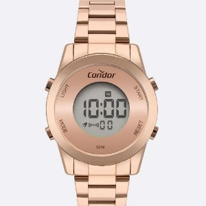 Relógio Condor Feminino  Rose Digital COBJ3279AH4J