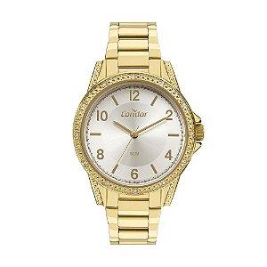 Relógio Condor Feminino Dourado CO2035MVY4D