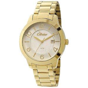 Relógio Condor Feminino Dourado CO2115TJ4B