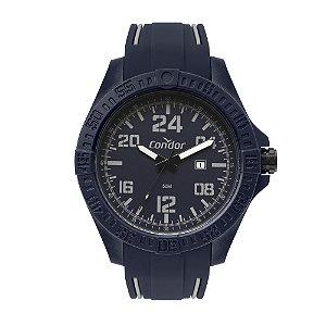 Relógio Condor Masculino  Azul Analógico CO2115KXE6A