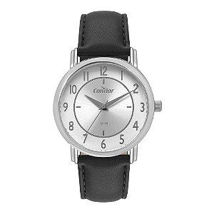 Relógio Condor Masculino  Prata Analógico CO2035MRY2K
